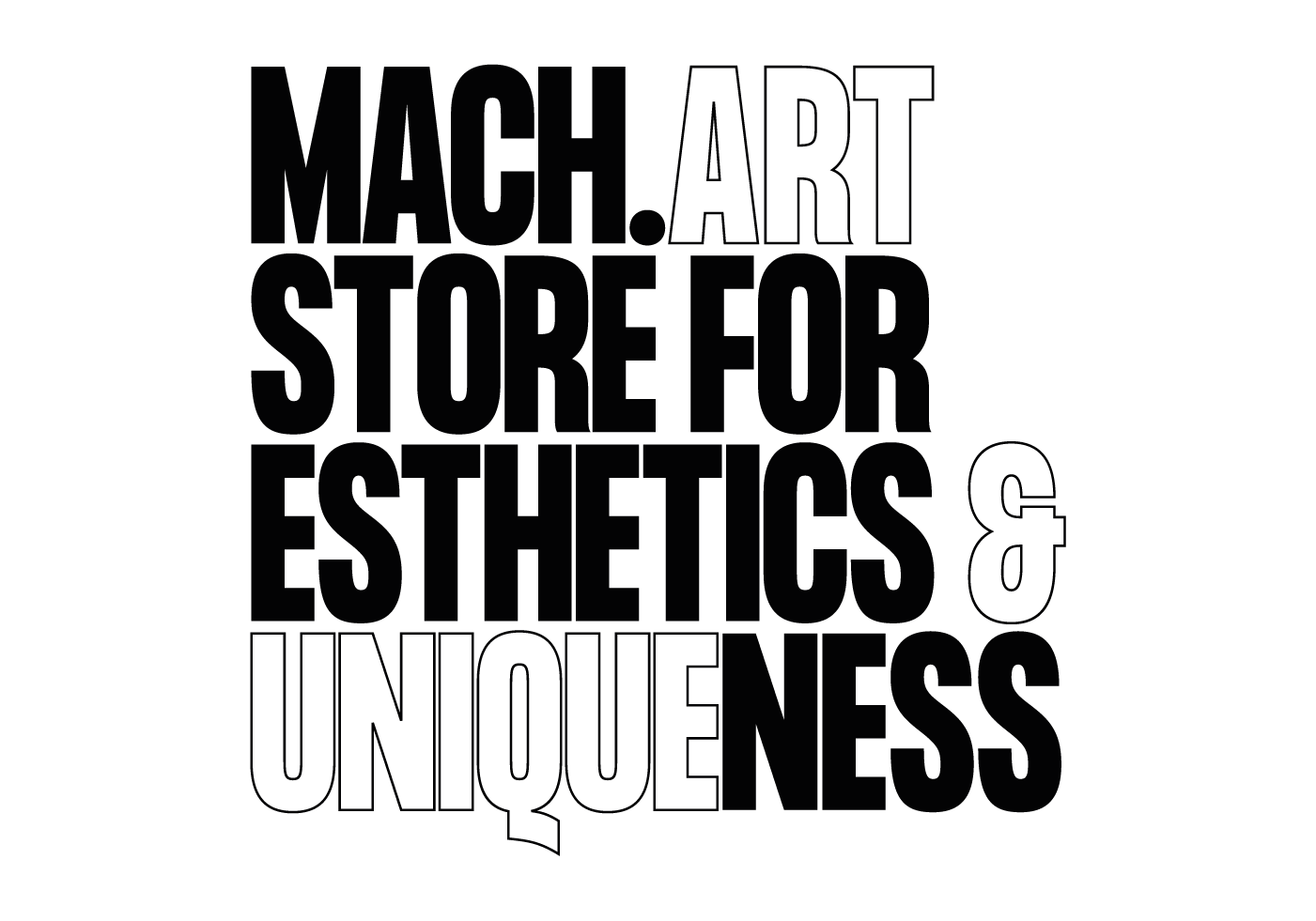 Mach.Art Screen Printing Store